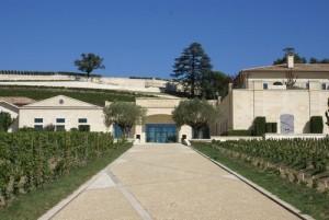 Le château Pavie