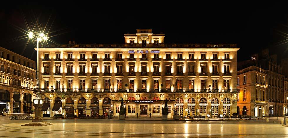 Intercontinental le grand h tel de bordeaux bordeaux elite for Hotel de luxe bordeaux