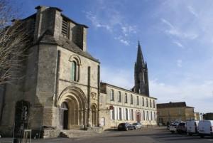 Eglise collégiale de Saint Emilion