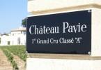 Entrée du château Pavie